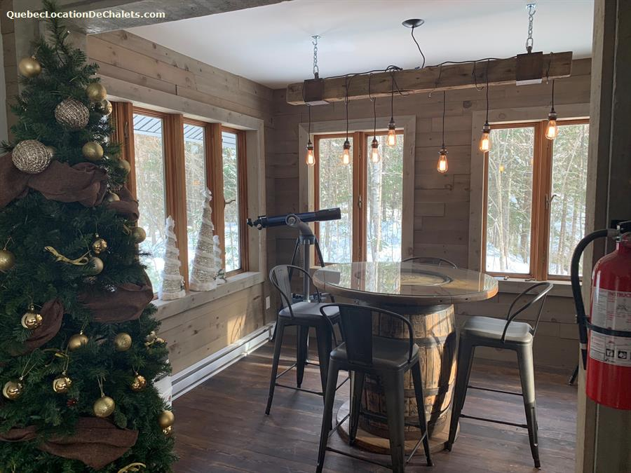 cottage rental Lanaudière, Saint-Donat (pic-12)