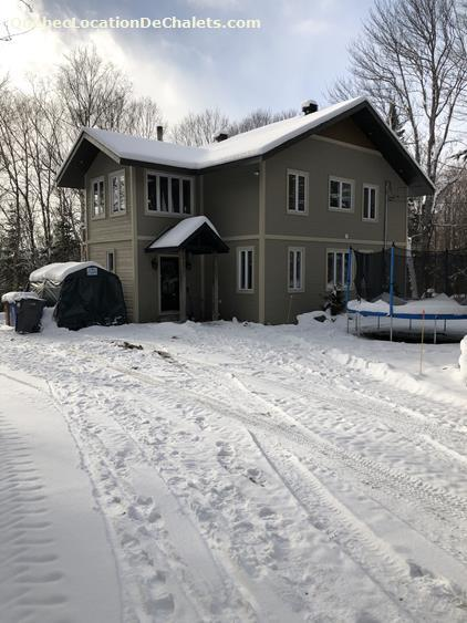cottage rental Lanaudière, Saint-Donat (pic-4)