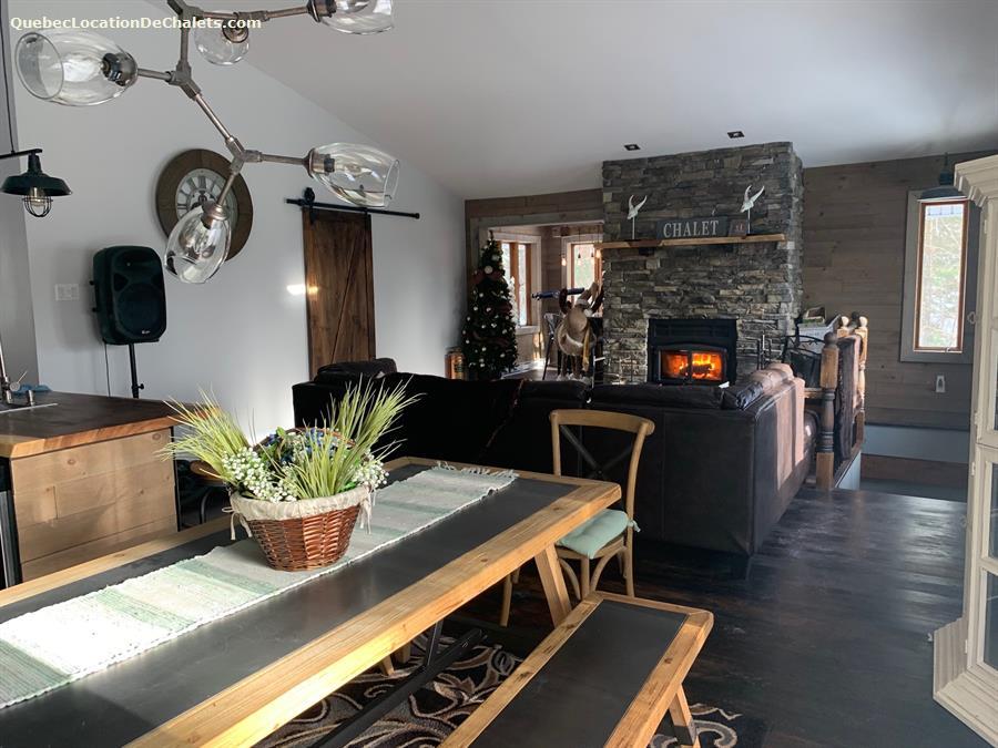 cottage rental Lanaudière, Saint-Donat (pic-5)