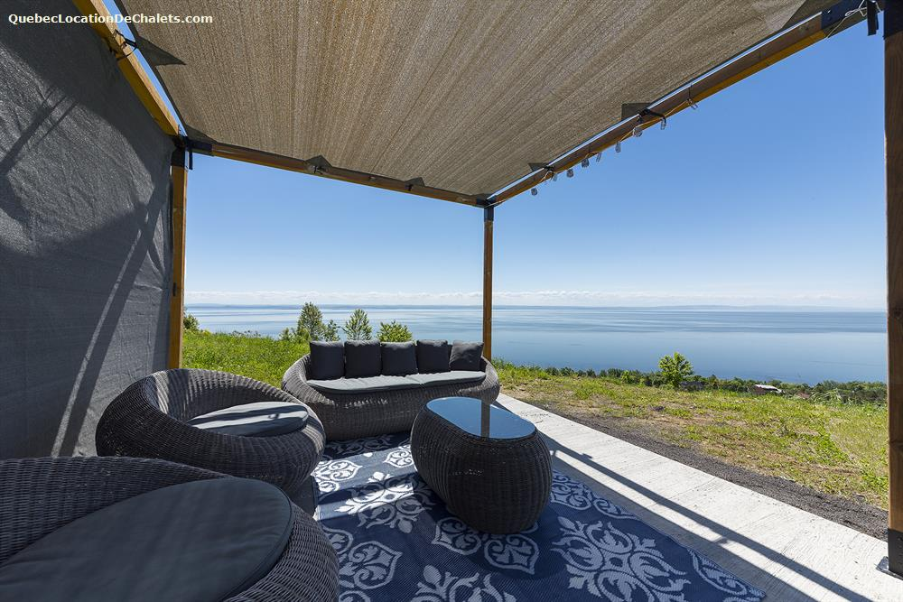 cottage rental Charlevoix, La Malbaie- Cap-a-l'aigle (pic-6)
