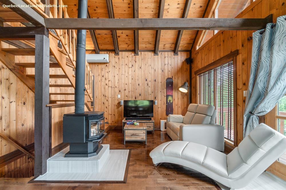 cottage rental Québec, Saint-Ferréol-les-Neiges  (pic-6)