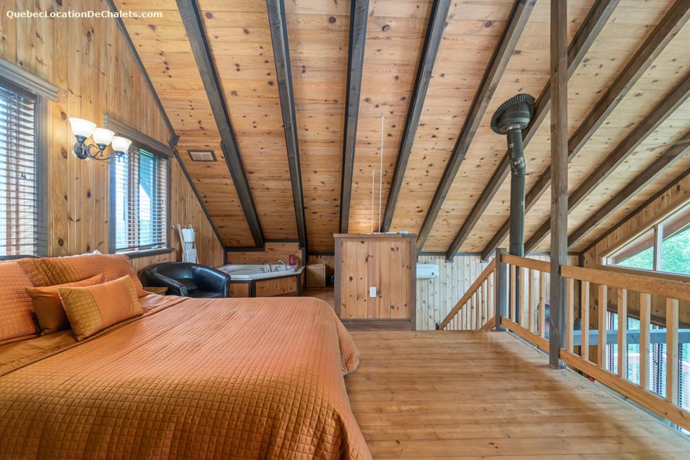 cottage rental Québec, Saint-Ferréol-les-Neiges  (pic-9)