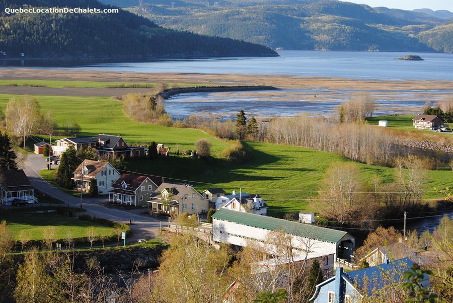 cottage rental Saguenay-Lac-St-Jean, L'Anse-Saint-Jean (pic-18)