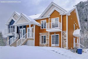 chalets ou condos de ski L'Anse-Saint-Jean, Saguenay-Lac-St-Jean