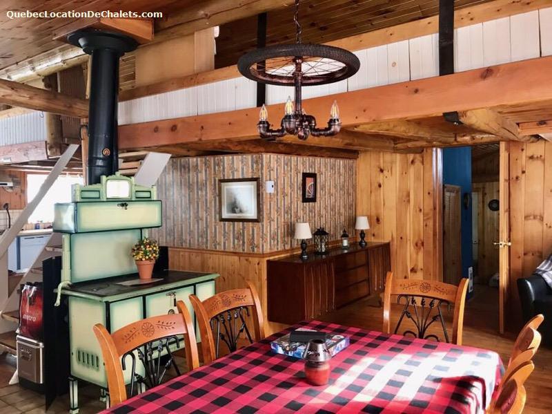 cottage rental Lanaudière, Mandeville (pic-4)