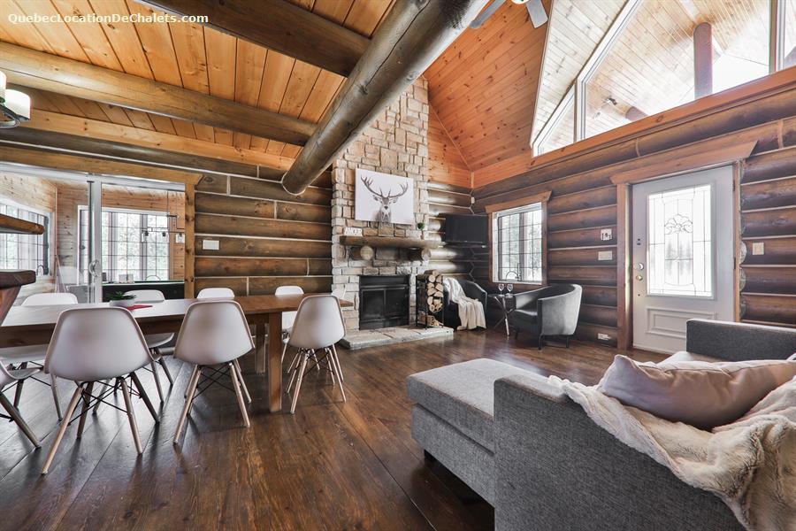 cottage rental Laurentides, Grenville-sur-la-Rouge (pic-1)