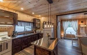 Cottage rental | Louna with LAKE & Mountain view