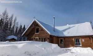 Cottage rental | CAVALIER with SPA & SAUNA, access to the river