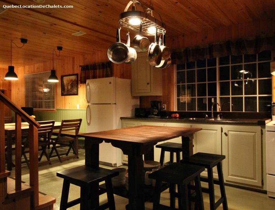 cottage rental Lanaudière, Saint-Damien (pic-3)