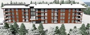 ski cottage rentals at the base of a mountain Petite-Rivière-Saint-François, Charlevoix