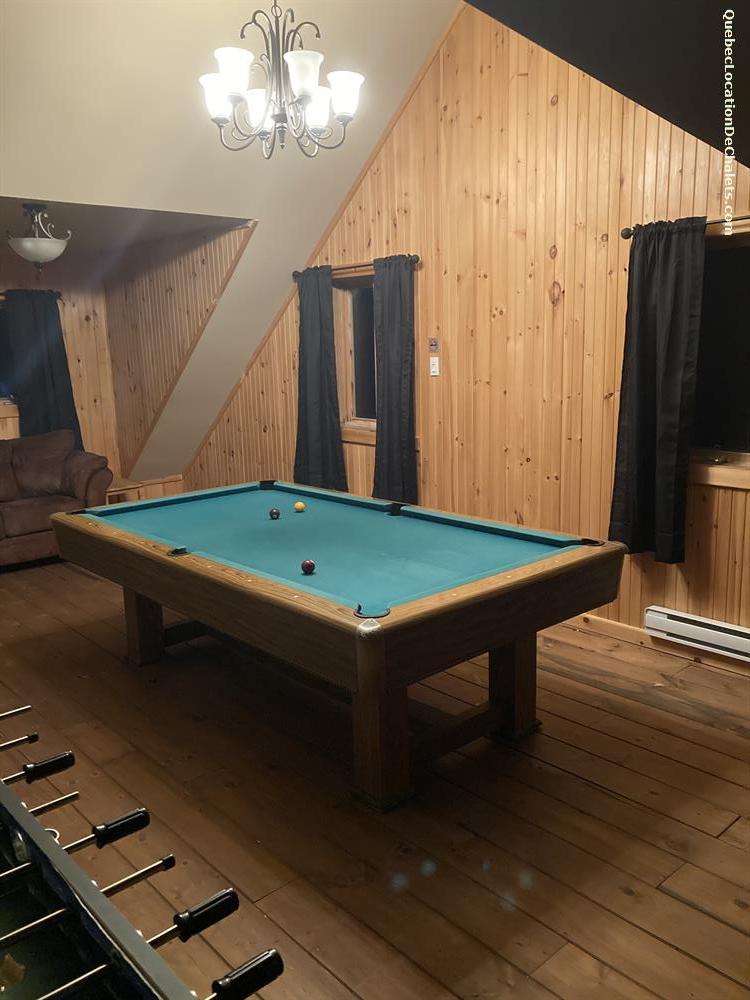 cottage rental Lanaudière, Saint-Côme (pic-12)
