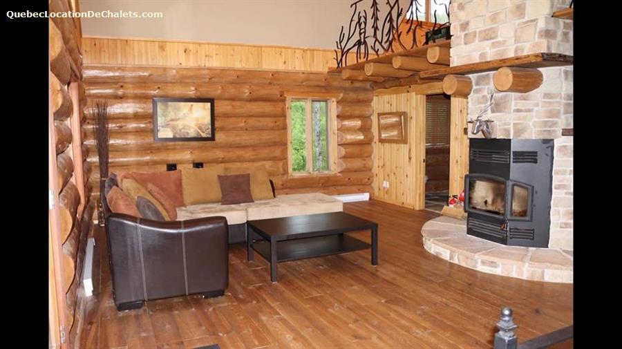 cottage rental Lanaudière, Saint-Côme (pic-4)