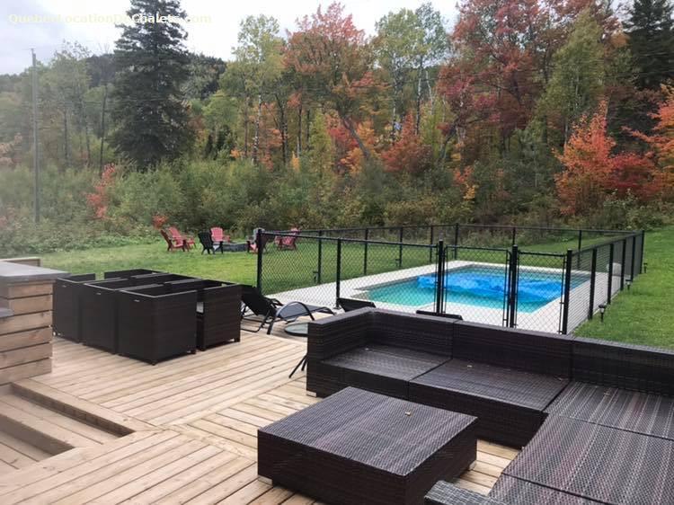 cottage rental Lanaudière, Saint-Côme (pic-9)