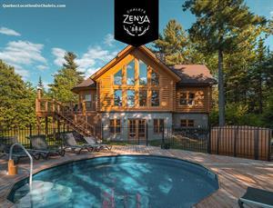 Cottage rental | Chalet White Wolf (Fiddler Lake)