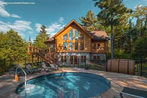 chalets avec spa Morin-Heights , Laurentides