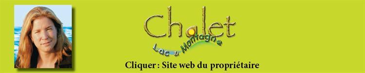 Chalet Lac et Montagne